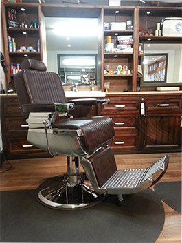 Stamford Barber Shop chair